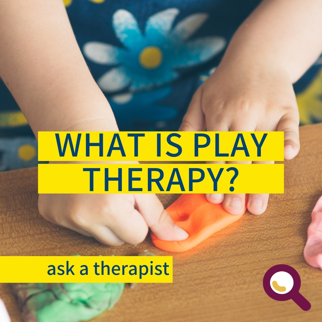Read more about the article What is Play Therapy?