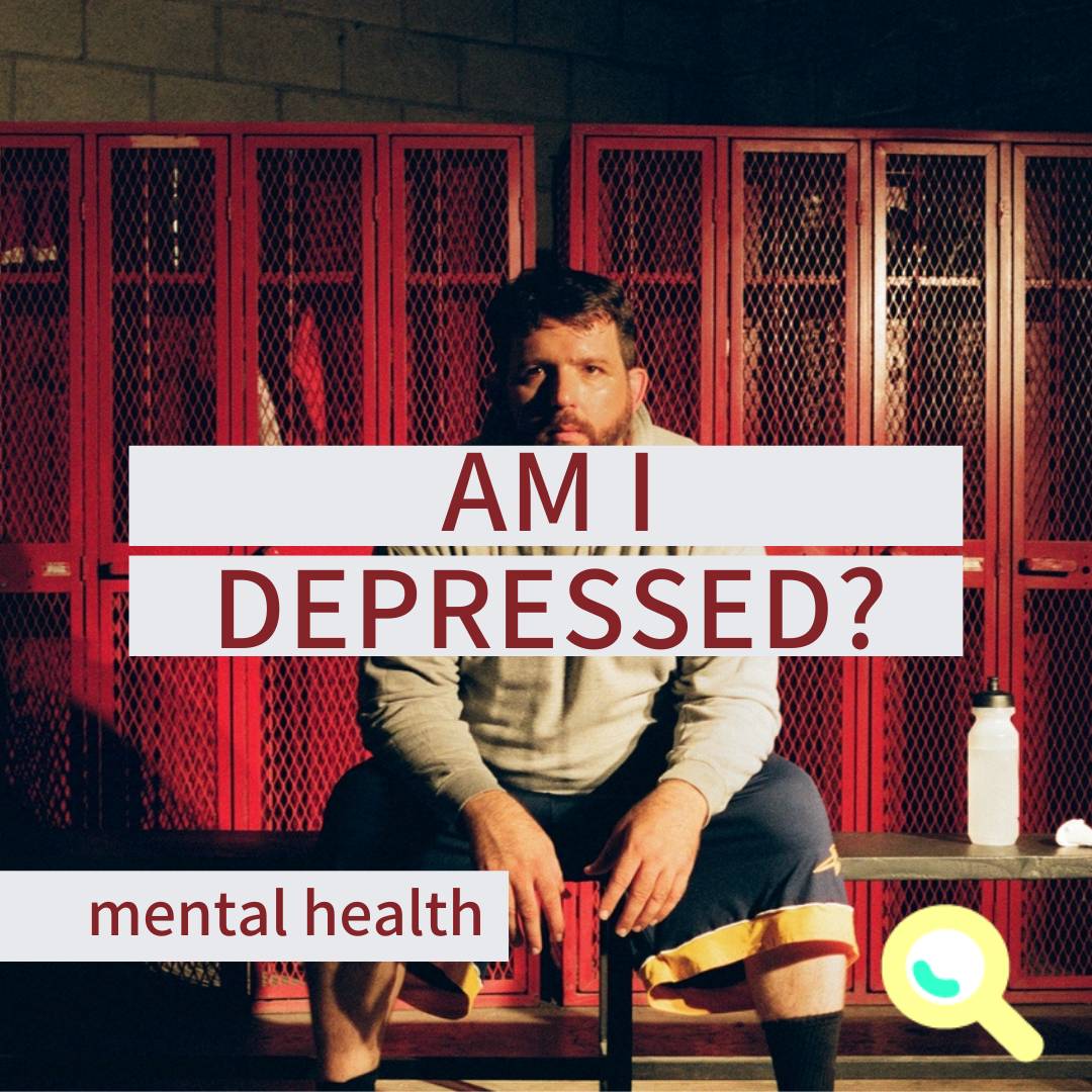 Read more about the article Am I Depressed?