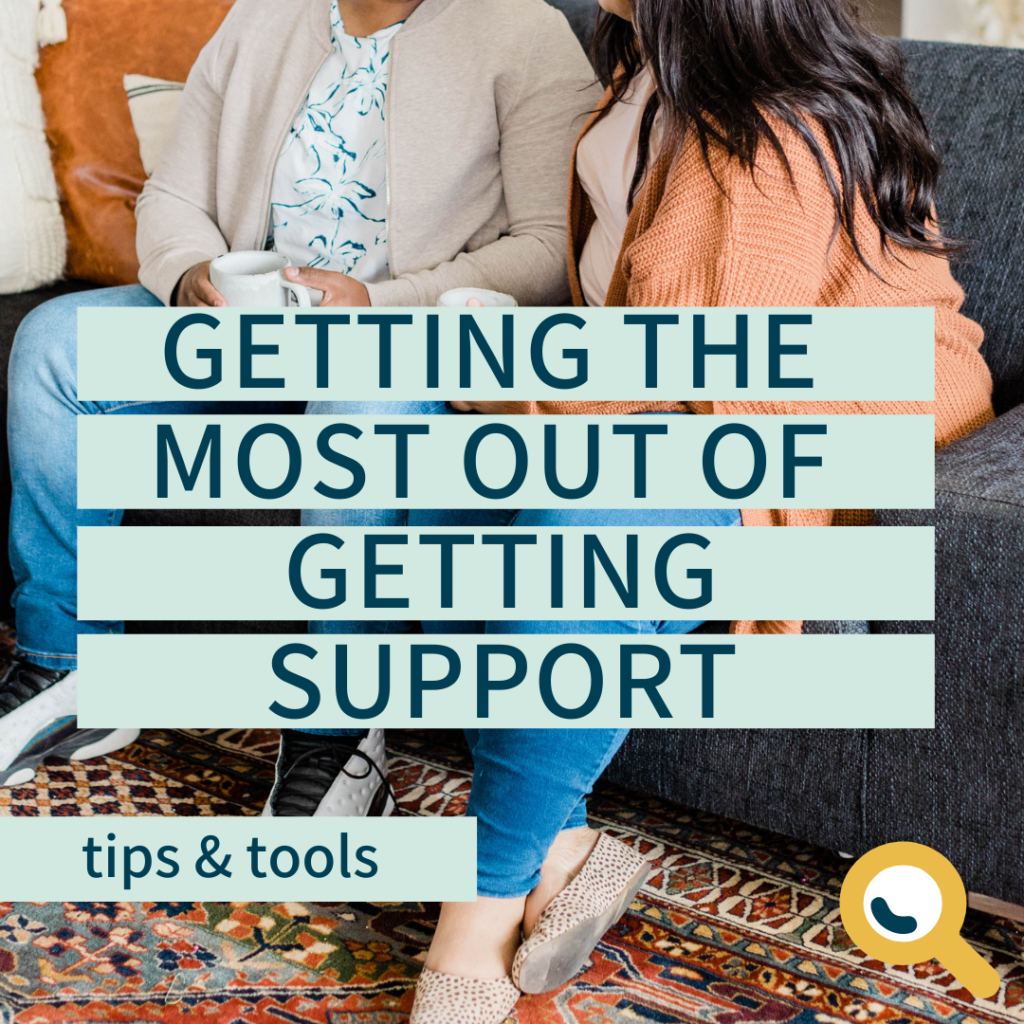 Getting the most out of Support Blog Title Image